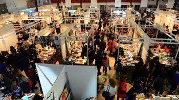 Este jueves comienzan diez días seguidos de Feria del Libro