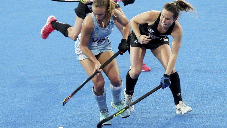 Las Leonas vienen de derrotar 2-0 a Nueva Zelanda.