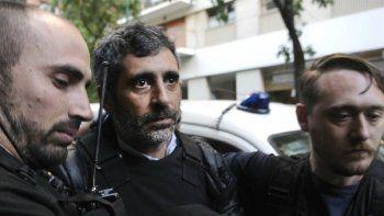 Detuvieron a Roberto Baratta