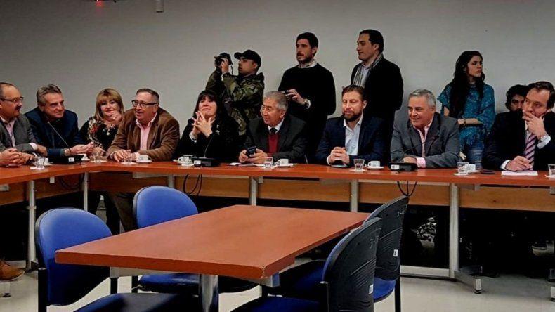 Intendentes y legisladores patagónicos rechazaron el recorte a las asignaciones