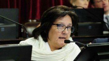 La titular de la banca de la Mujer en el Senado votará contra del aborto libre