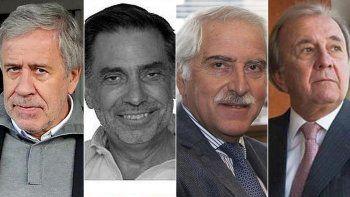 Los empresarios detenidos por los supuestos pagos de coimas