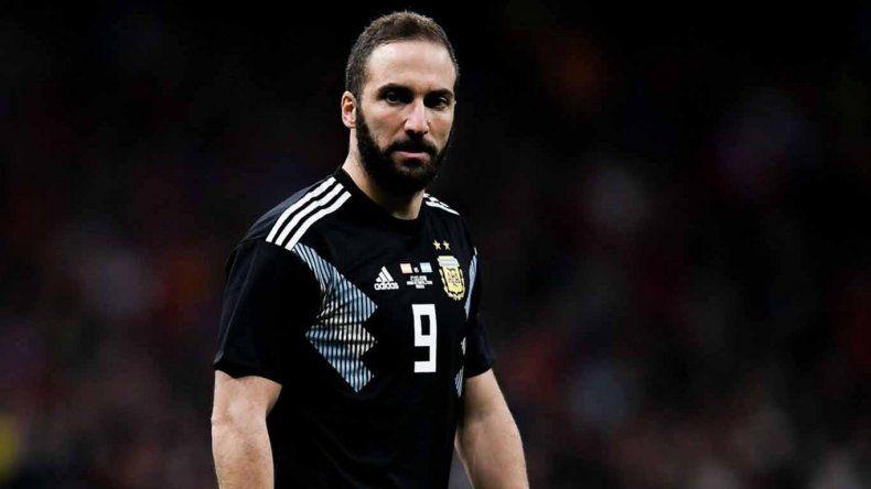 Higuaín se va de Juventus luego de la llegada de Ronaldo