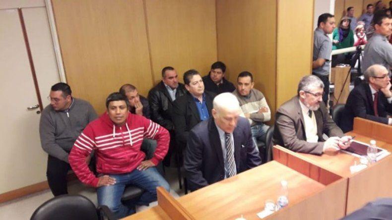 Perpetua para siete policías por el crimen de un trabajador golondrina