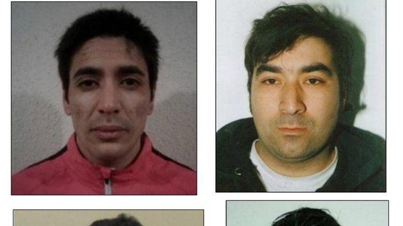 Fabián Ríos y Alfredo Salas.