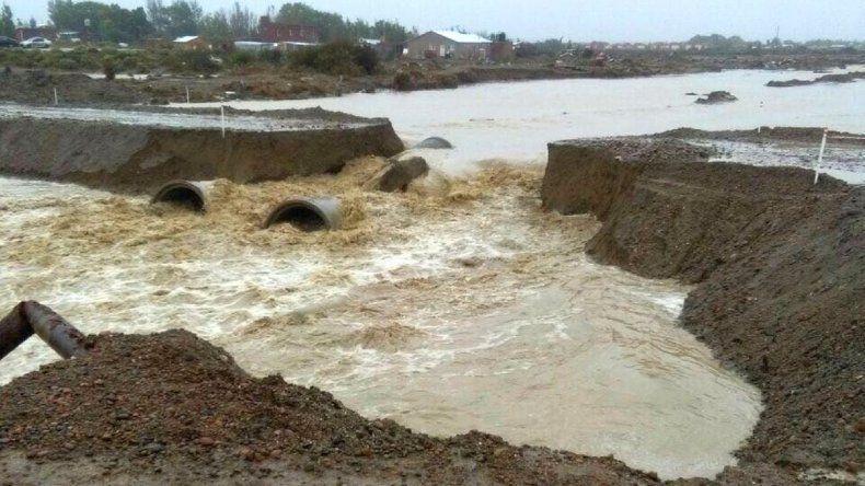 Anuncian una inversión de 39 millones de pesos  para construir nuevo puente a Caleta Córdova