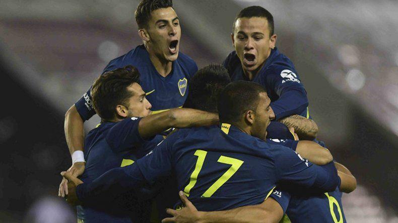 Boca también goleó en su debut en la Copa Argentina