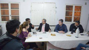 Necesitamos más efectivos policiales en nuestra ciudad, dijo el secretario de Gobierno, Máximo Naumann.