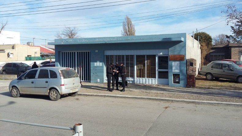Labraron actas de infracción en cinco agencias en Sarmiento