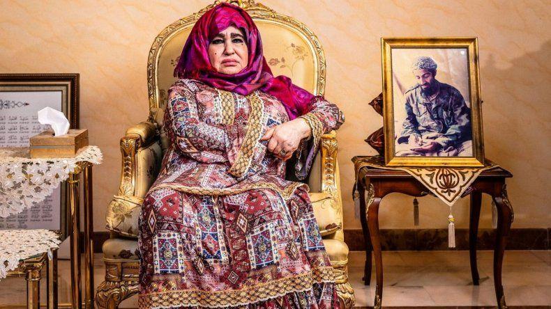 Habló por primera vez la madre de Osama Bin Laden: era un buen chico