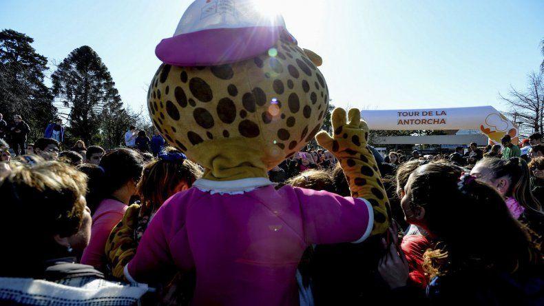 Se palpita una gran fiesta deportiva en La Plata.