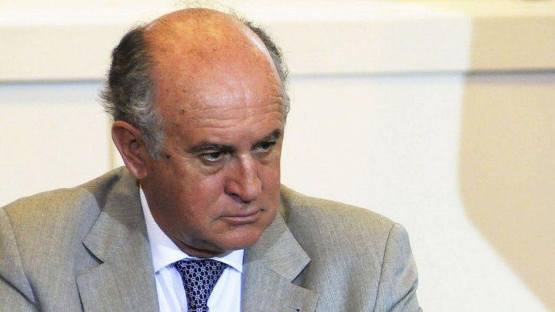 Oscar Parrilli pidió la nulidad de la causa alegando la parcialidad del juez.