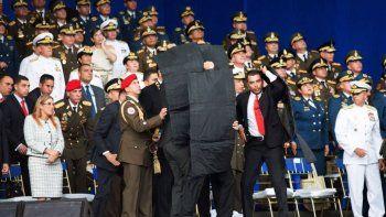 Nicolás Maduro acusa a Juan Manuel Santos