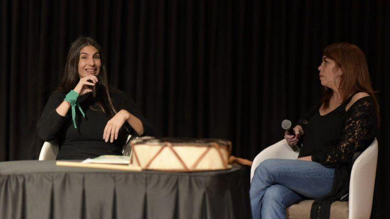 Peleritti habló de su música en Tacos altos... mujeres al borde de...