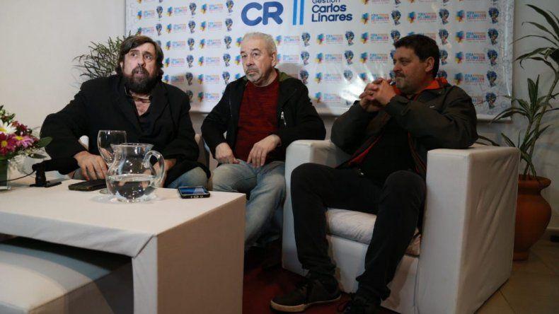 Alejandro Apo y Marcelo Sanjurjo brindaron un show de fútbol y anécdotas