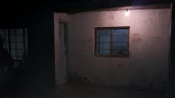 barretearon la puerta y entraron en una casa del juan xxiii