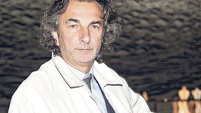 Angelo Calcaterra se presentó antes que su subordinado para acogerse al beneficio de ser imputado arrepentido.