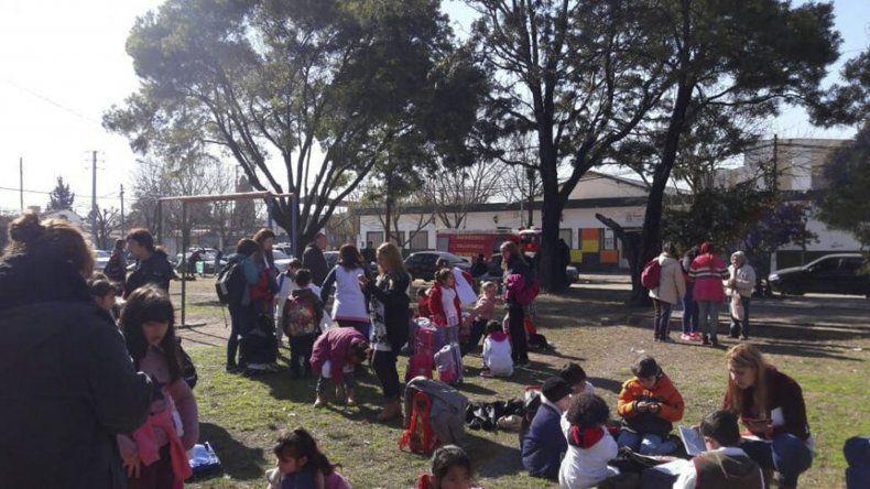 Las pérdidas de gas en escuelas de la provincia de Buenos Aires son frecuentes y las comunidades educativas temen una nueva tragedia.
