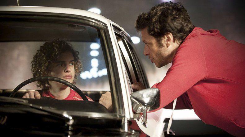 La película de Ortega recrea el raid criminal de Robledo Puch.
