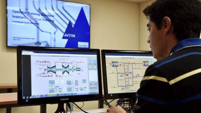 La implementación del simulador con tecnología cloud permite que los empleados puedan realizar el entrenamiento desde cualquier oficina.