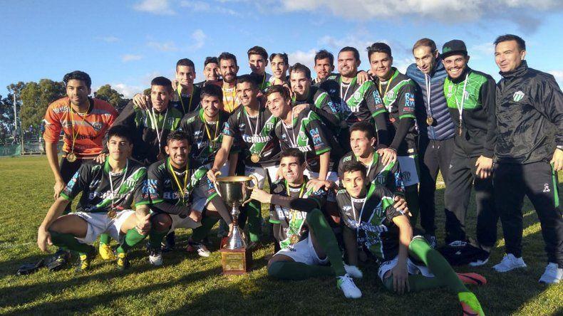 Germinal conquistó la Copa Amistad Rubén Darío Vega