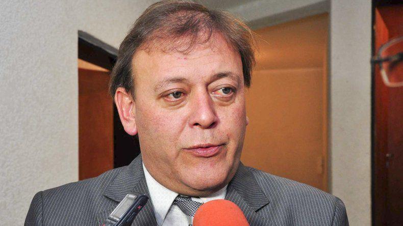 Néstor Hourcade fue uno de los dirigentes peronistas presentes en la reunión de la cordillera.
