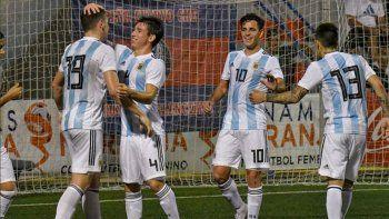argentina vencio a uruguay en los penales y jugara la final en lalcudia