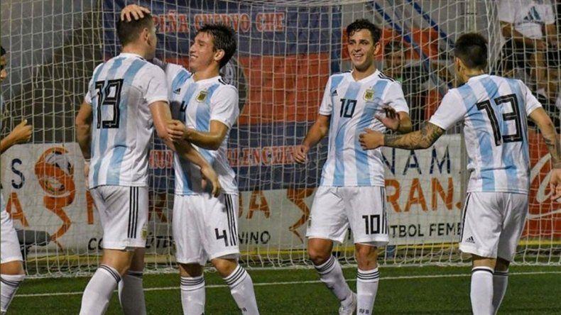 Argentina venció a Uruguay en los penales y jugará la final en LAlcudia