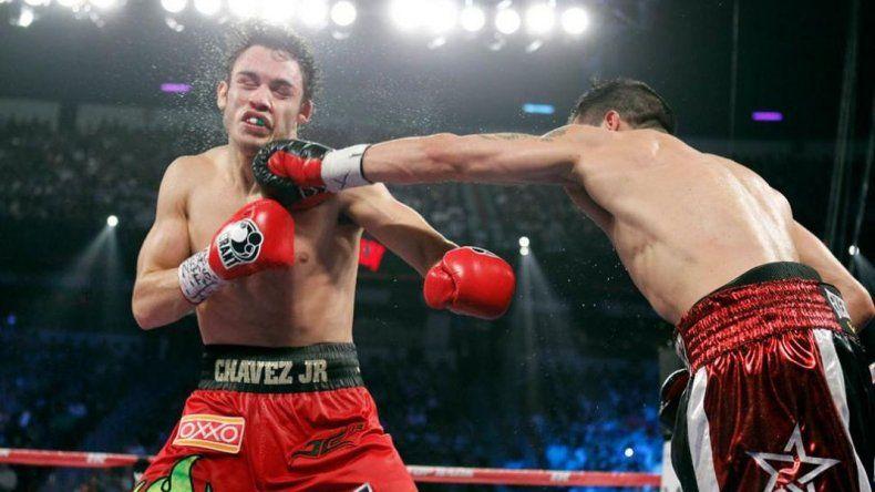 Maravilla y Chavez Jr. se desafiaron  a una revancha