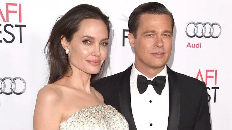 ¿Brad Pitt no les pasa la manutención a sus hijos?