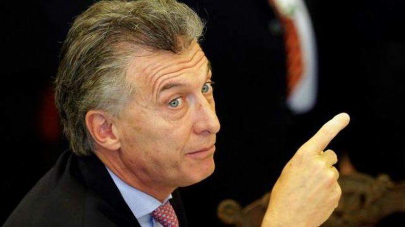 Macri quiere colaborar con Colombia como Serna, Bermúdez y Córdoba
