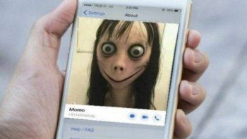 usan a momo de whatsapp como chantaje sexual