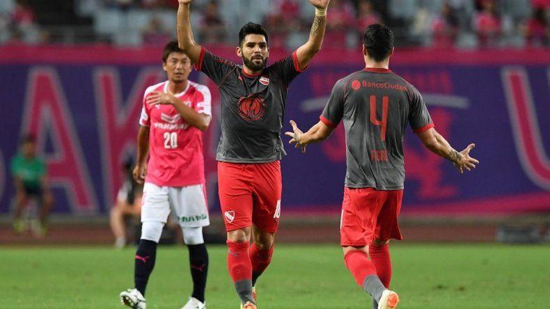 El Rojo venció a Cerezo Osaka y se quedó con la Suruga Bank