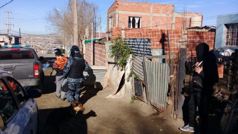 Dos detenidos por el robo a Los cuatro patitos