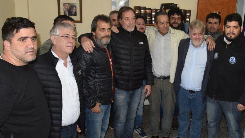 Quedó constituida en Caleta una nueva sede de la Multisectorial Nacional 21F