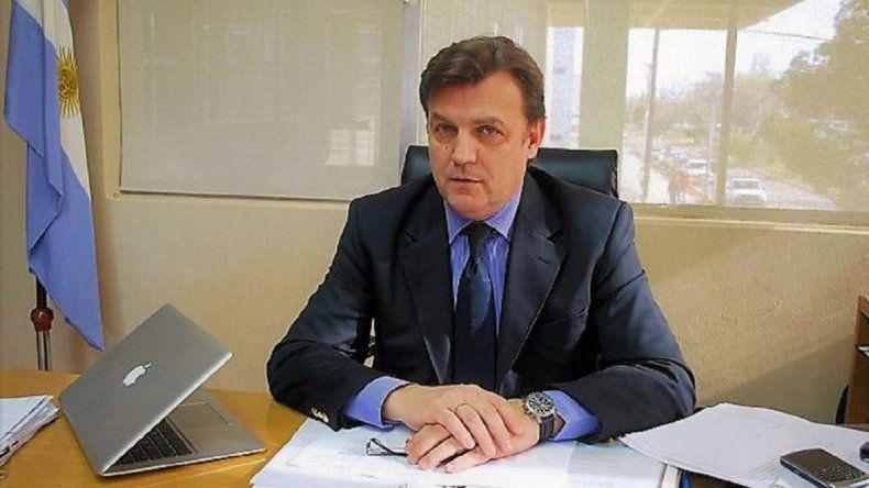 Máximo Pérez Catán es el nuevo titular de Chubut Somos Todos. En sus primeras declaraciones públicas expresó su respaldo al gobernador Arcioni.