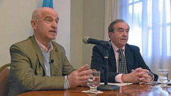 Garzonio y Tarrío dieron cuenta de cómo se afectarán los ingresos provinciales si la Legislatura no avala la refinanciación de la deuda.