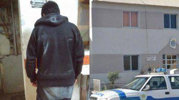 contaba con pedido de captura y fue detenido en el barrio las americas