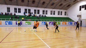 el huergo sera sede del sudamericano de futsal