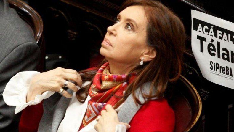 Se postergó el debate por los allanamientos a Cristina Kirchner