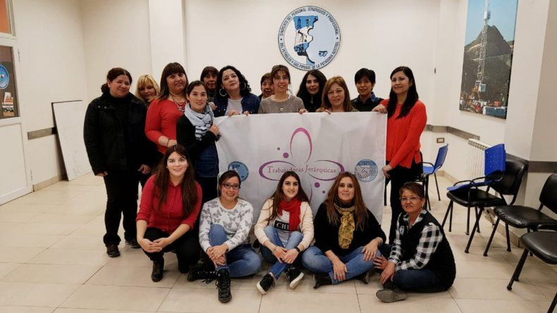 La rama femenina de Petroleros Jerárquicos entregará donaciones por el Día del Niño