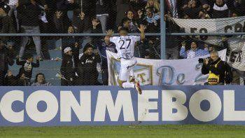 Atlético Tucumán sorprendió en la Copa Libertadores