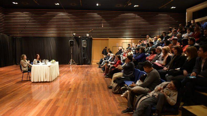 Feria del Libro 2018 en Comodoro Rivadavia