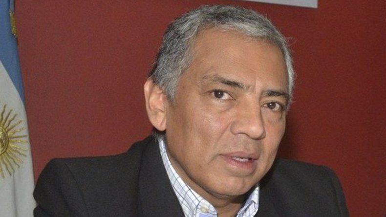El presidente del PJ y al mismo tiempo jefe comunal de Cañadón Seco