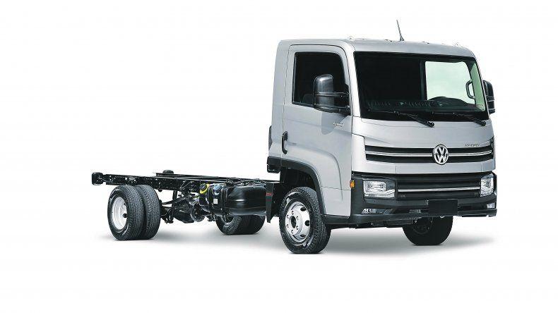 Se amplia línea de camiones delivery de VW