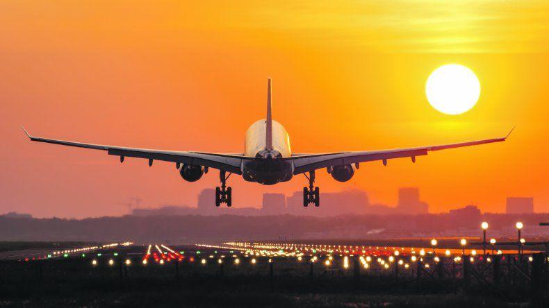 Más extranjeros viajan desde el  interior del país