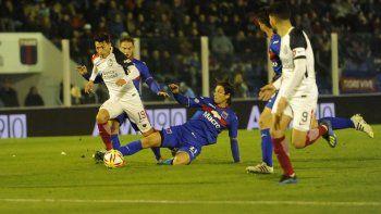 San Lorenzó rescató un punto ante Tigre