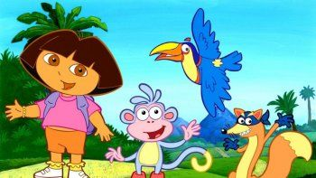 ¿quien sera la version humana de dora, la exploradora?