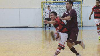 La Categoría Principal tendrá esta tarde actividad del torneo Apertura de futsal en el gimnasio municipal 1.