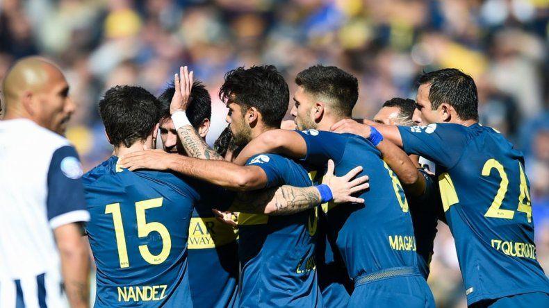 Boca debutó con un triunfo